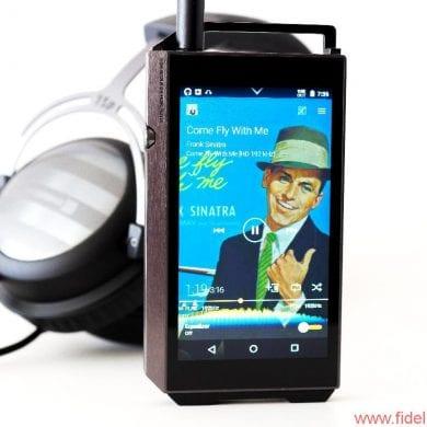 Pioneer XDP-100R Digitaler Audioplayer