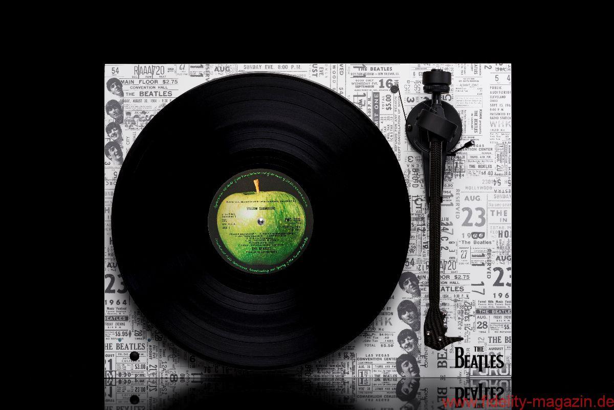 Pro-ject Beatles