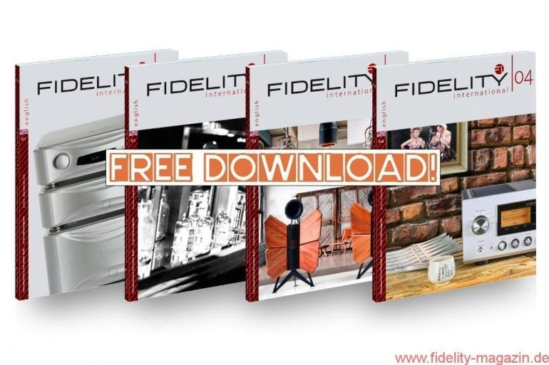 FIDELITY international the German voice of premium audio, a free online magazine