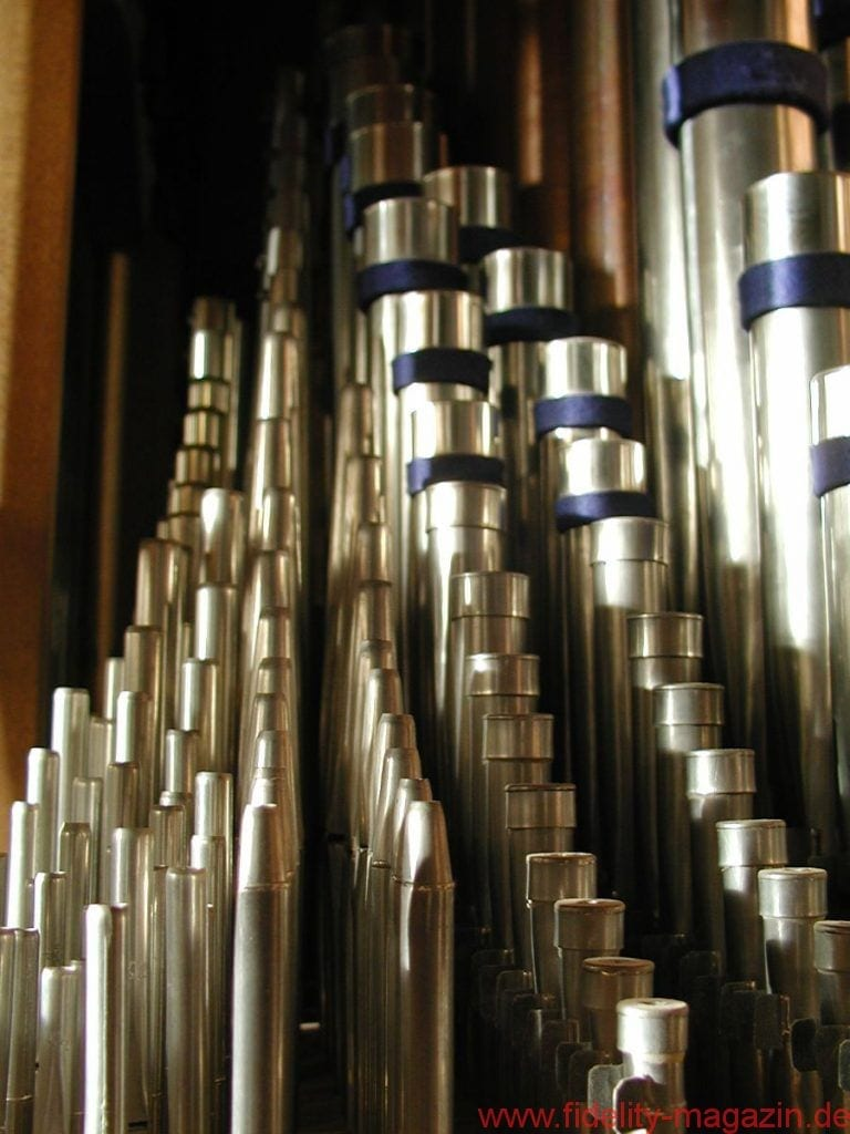 Musiklexikon Gedacktes Orgelregister
