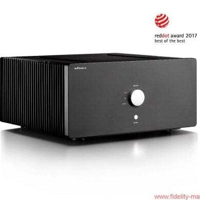 Nubert Red Dot Design Award 2017