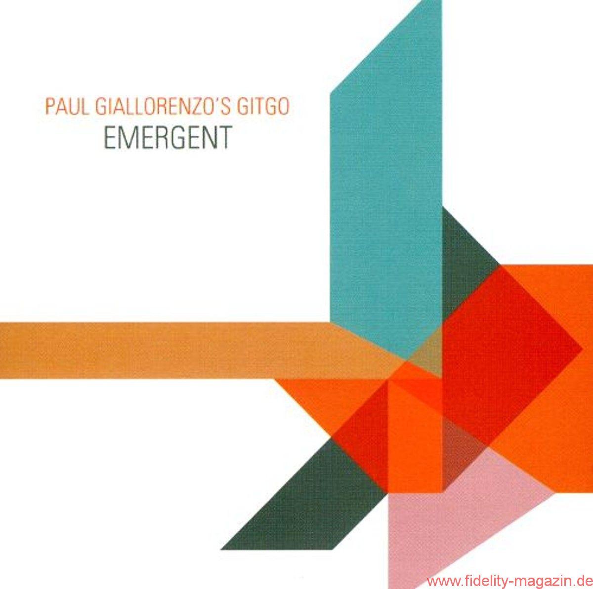 Paul Giallorenzo's Gitgo Emergent