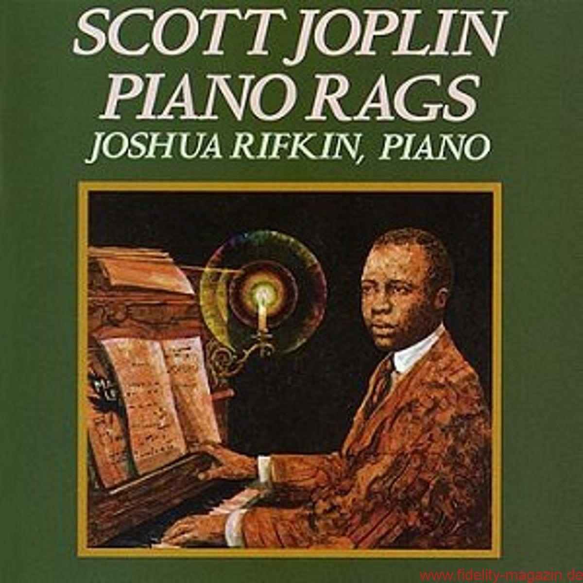 Afroamerikanische Klaviermusik