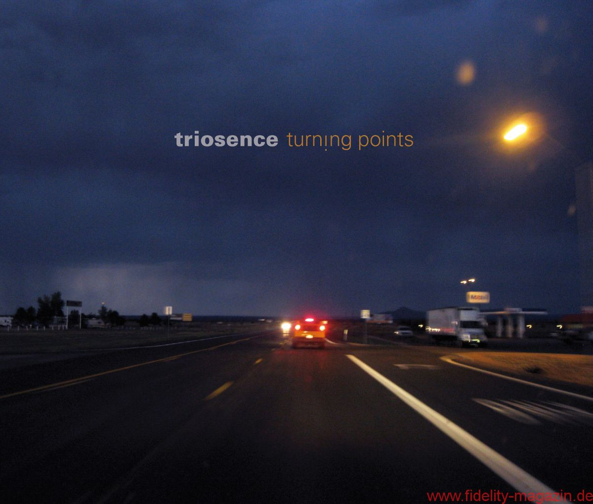Triosence – Turning Points
