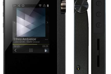 ONKYO DP-S1 Digital Audio Player