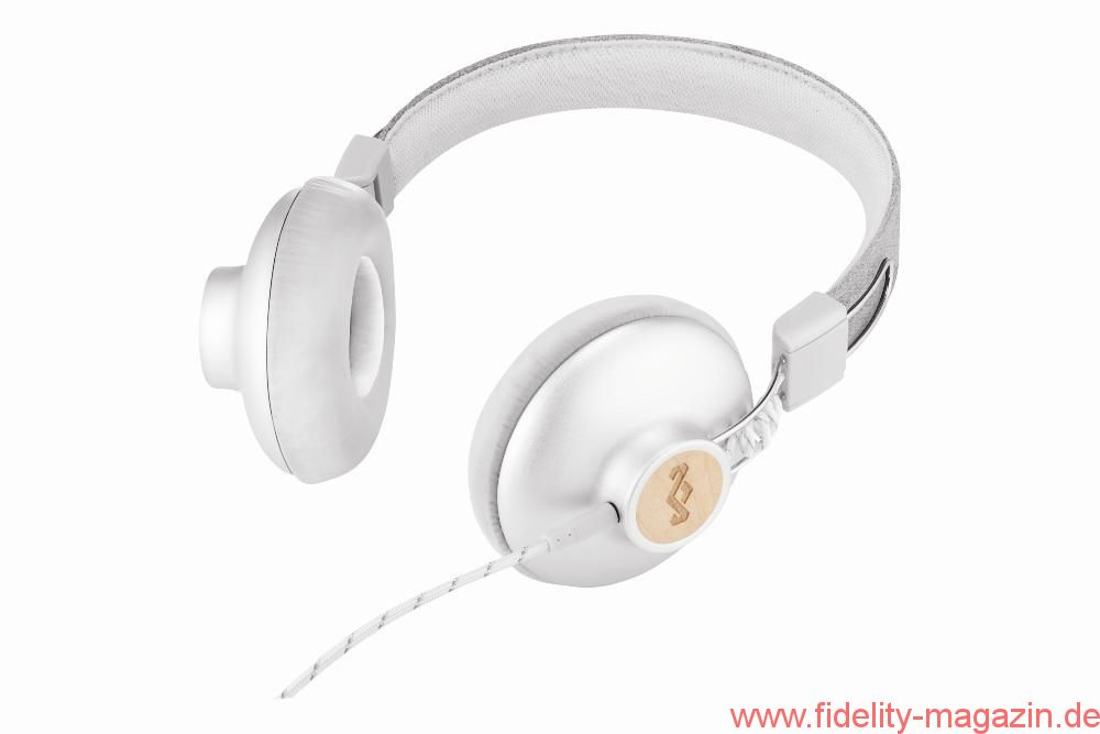 House of Marley neue Bluetooth Kopfhörer FIDELITY online