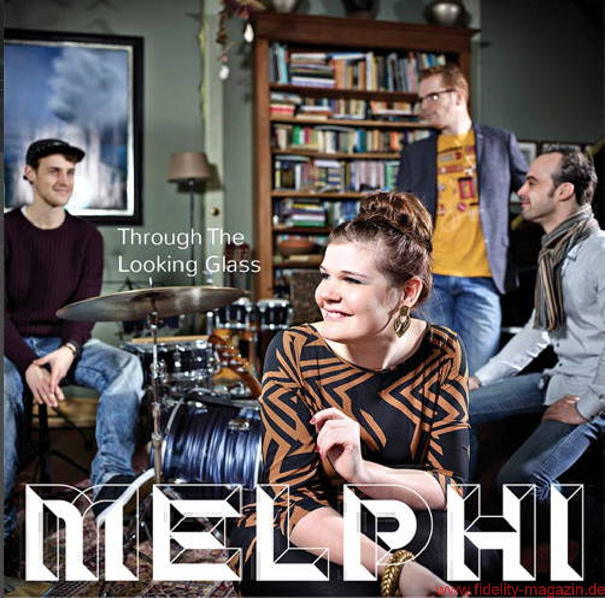 Melphi – Through The Looking Glass