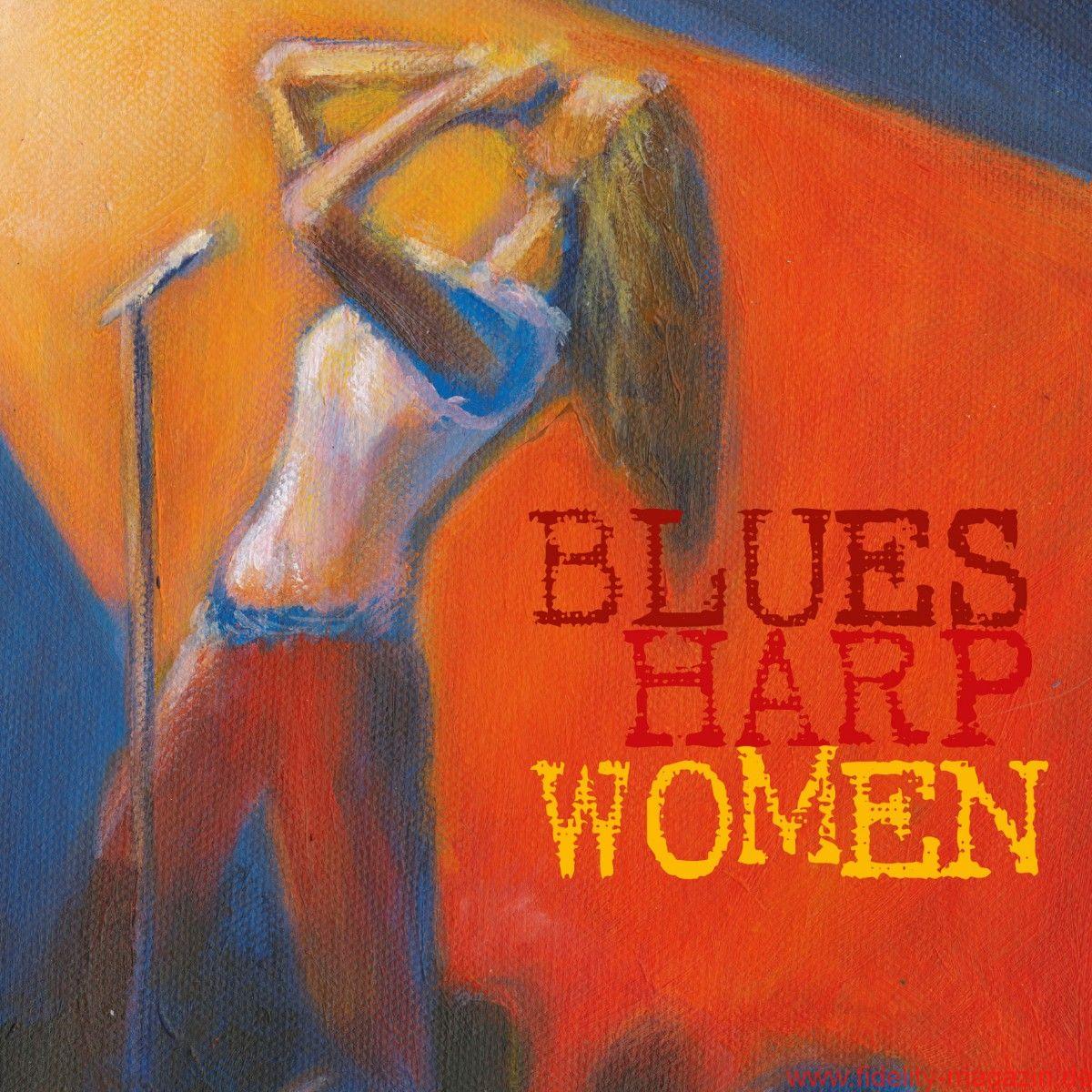 Blues Harp Women