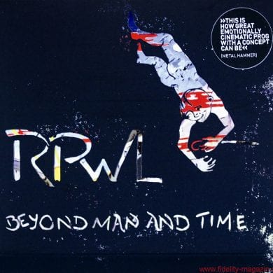 RPWL – Beyond Man And Time