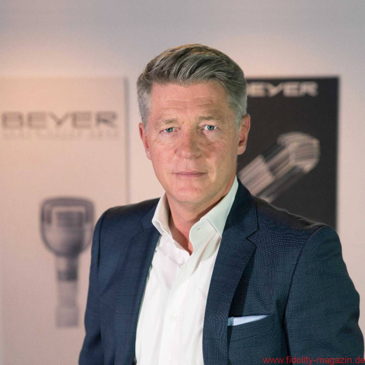 Edgar van Velzen neuer CEO bei beyerdynamic