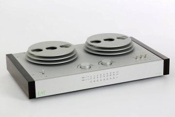 EAT E-Glo Röhren-Phonoentzerrer