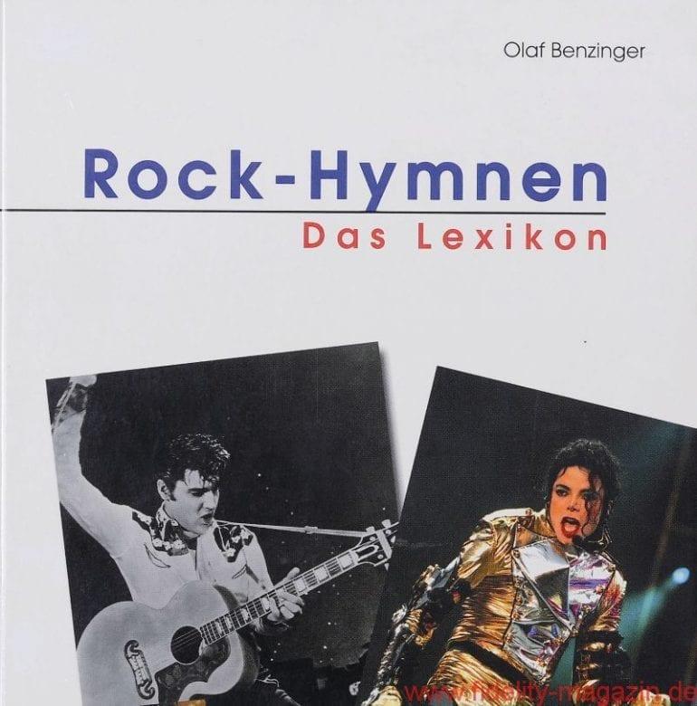 Olaf Benzinger – Rock-Hymnen. Das Lexikon
