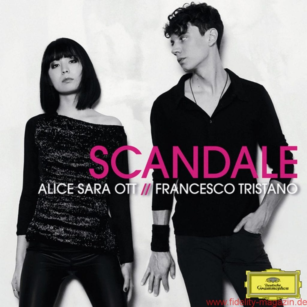 Alice Sara Ott & Franesco Tristano – Scandale