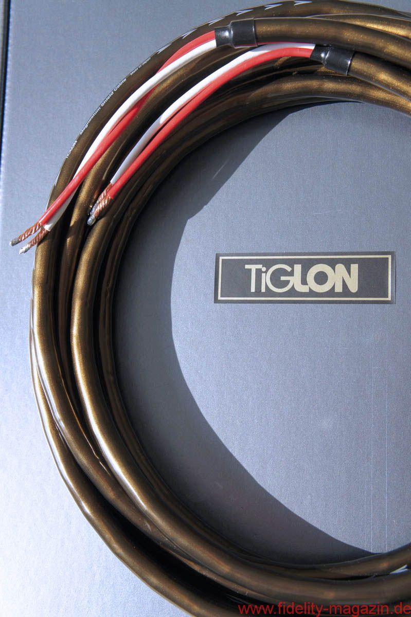 Test Tiglon Netz-, Digital-, NF- und LS-Kabel - FIDELITY online