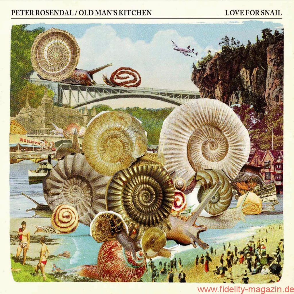 Peter Rosendal / Old Man's Kitchen – Love For Snail
