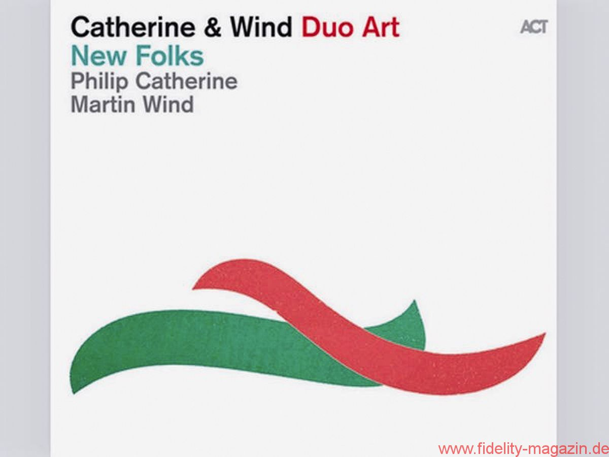 Philip Catherine & Martin Wind – New Folks