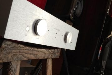 Daniel Hertz M9 integrated amplifier