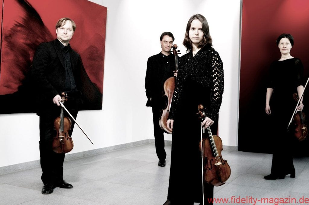 Diogenes-Quartett