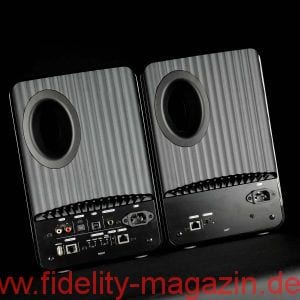 KEF LS50 Wireless Aktivlautsprecher