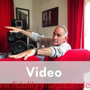 Mr. Mark Levinson of Daniel Hertz video