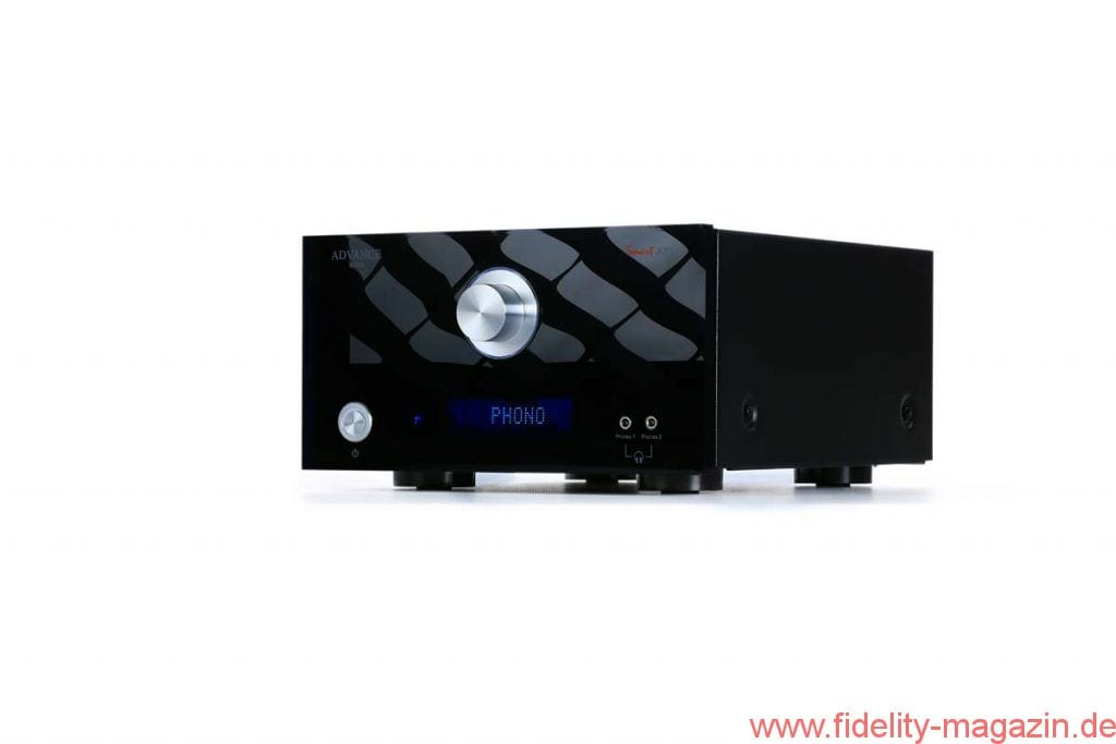 Advance Paris Smart AX1 BX1 Vollverstärker / Stereo-Endverstärker