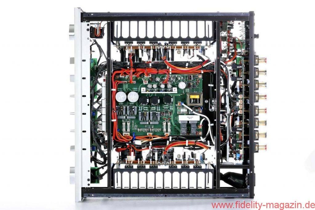 Luxman L-590-AXII Vollverstärker