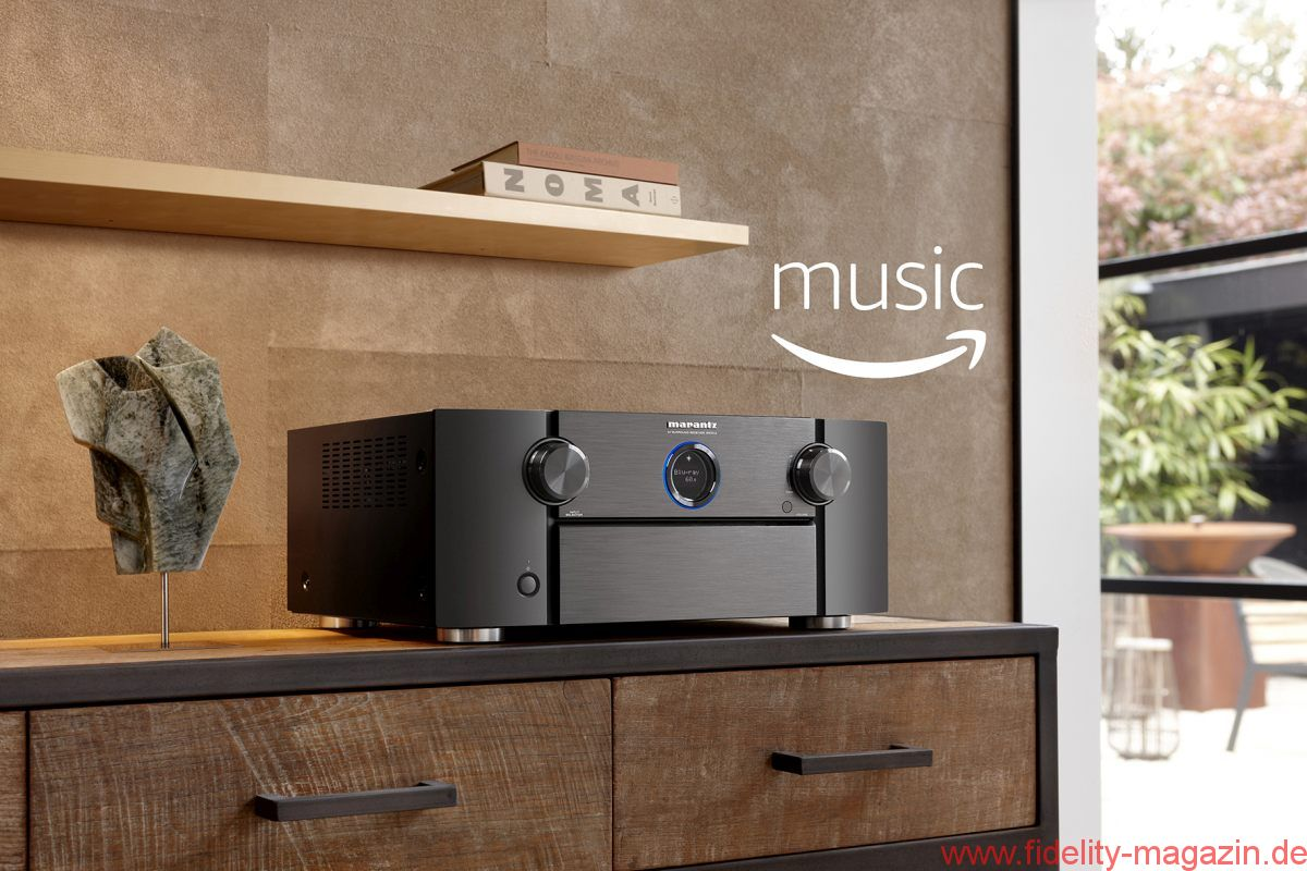 marantz av receiver musik m helos im ganzen haus steuern fidelity online. Black Bedroom Furniture Sets. Home Design Ideas