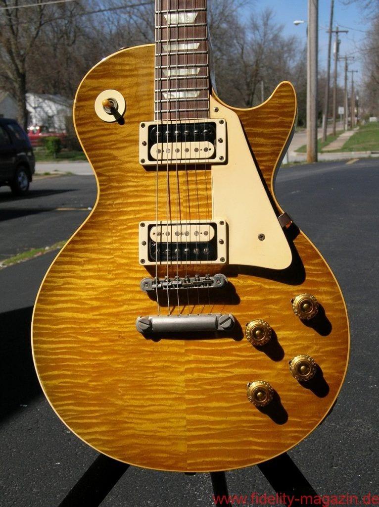 Gibson Les Paul Standard, Bj. 59