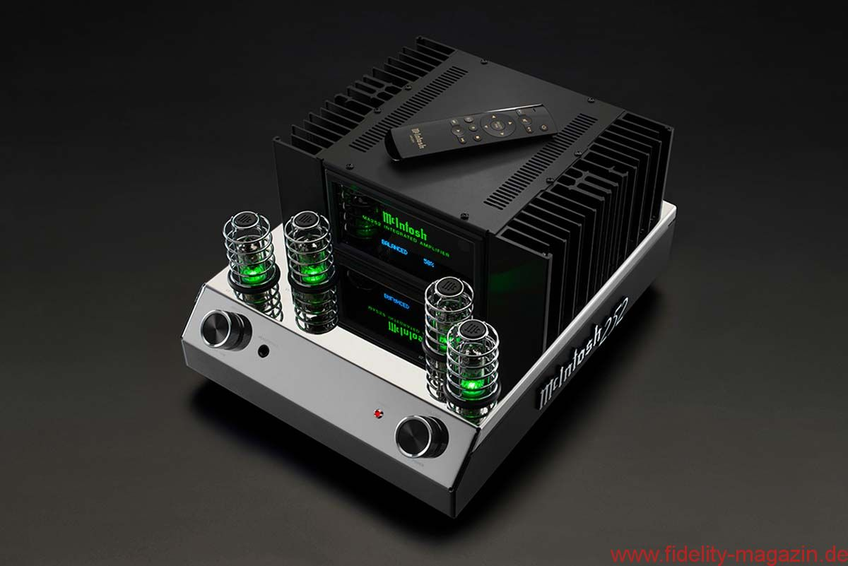 Mcintosh Ma Integrated  lifier on subwoofer amplifier circuit