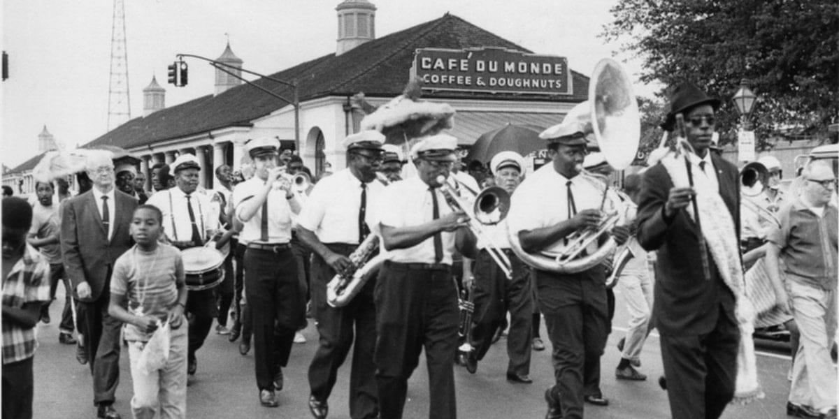 Musiklexikon New Orleans