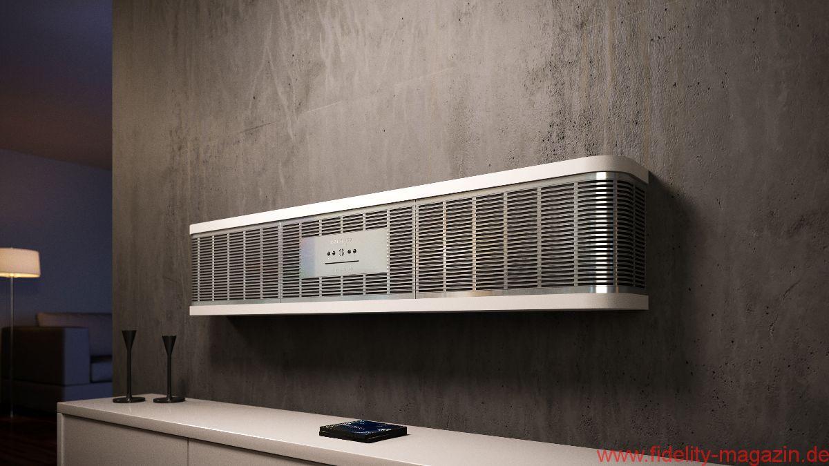 Lyravox Stereomaster SM3-150