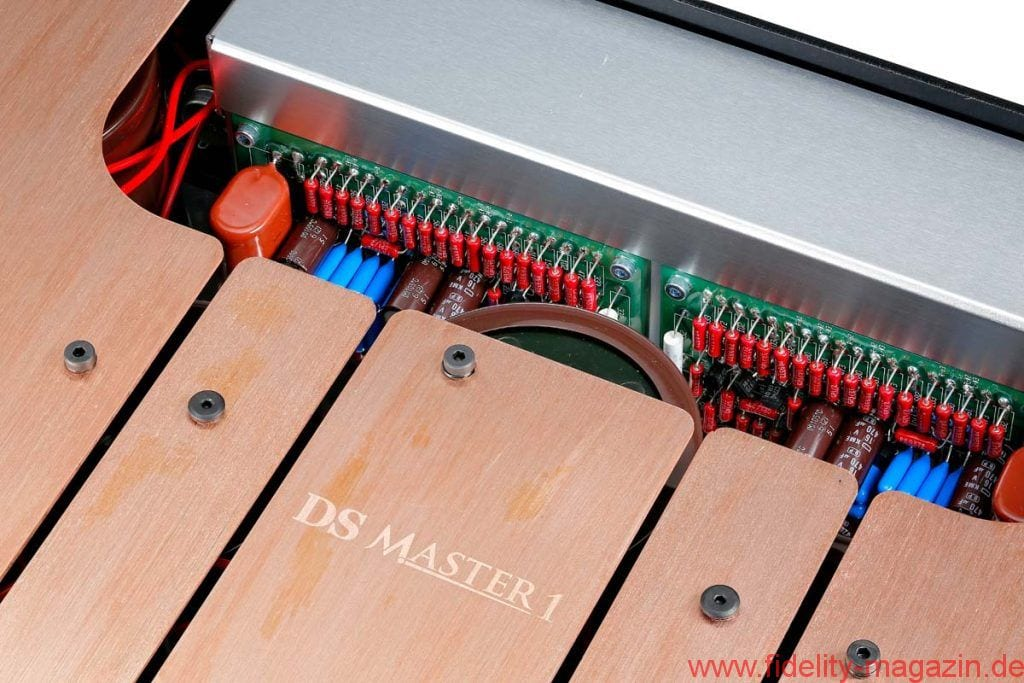 DS Audio Master 1 Optical Cartridge