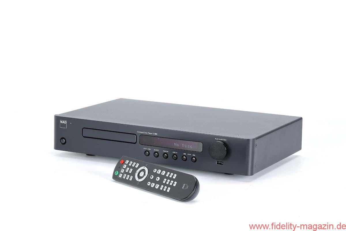 NAD C 568 CD-Player