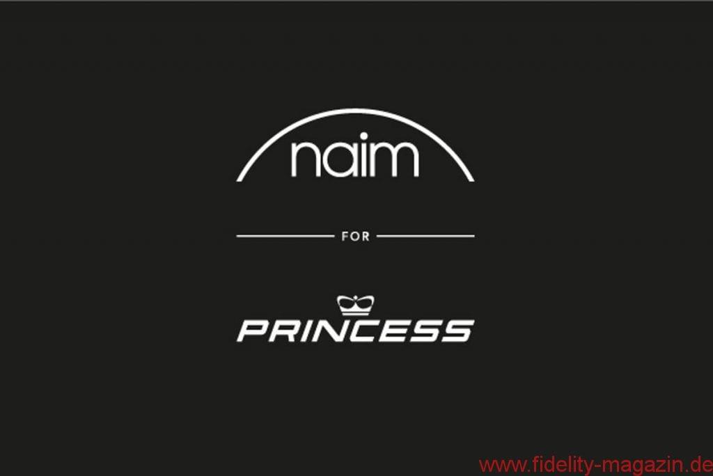 Naim for Princess