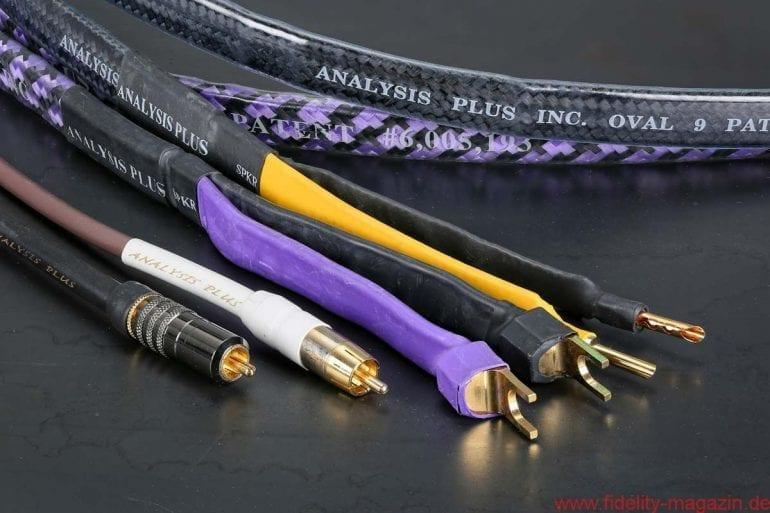 Analysis Plus Kabel