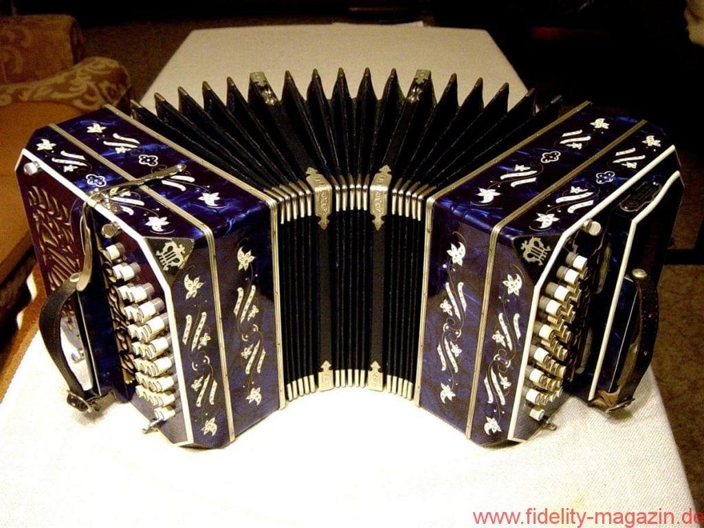 Musiklexikon Bandoneon