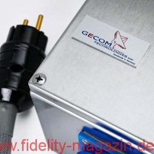 Gecom Technologies Netzfilter Micro Mk2
