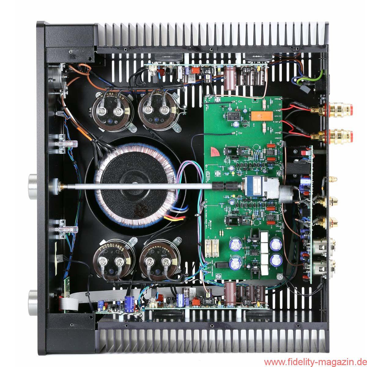 English Sugden Audio Ia 4 Integrated Amplifier Fidelity Online 315 W Class D Circuit Design