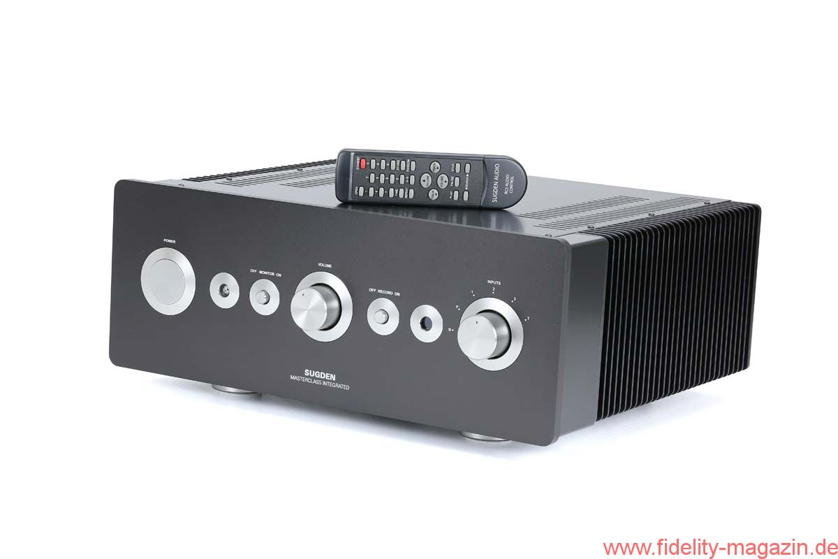 English Sugden Audio Ia 4 Integrated Amplifier Fidelity Online 22 Watt