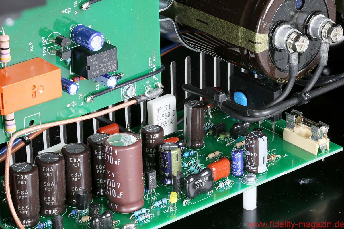English Sugden Audio Ia 4 Integrated Amplifier Fidelity Online 315 W Class D Circuit Design