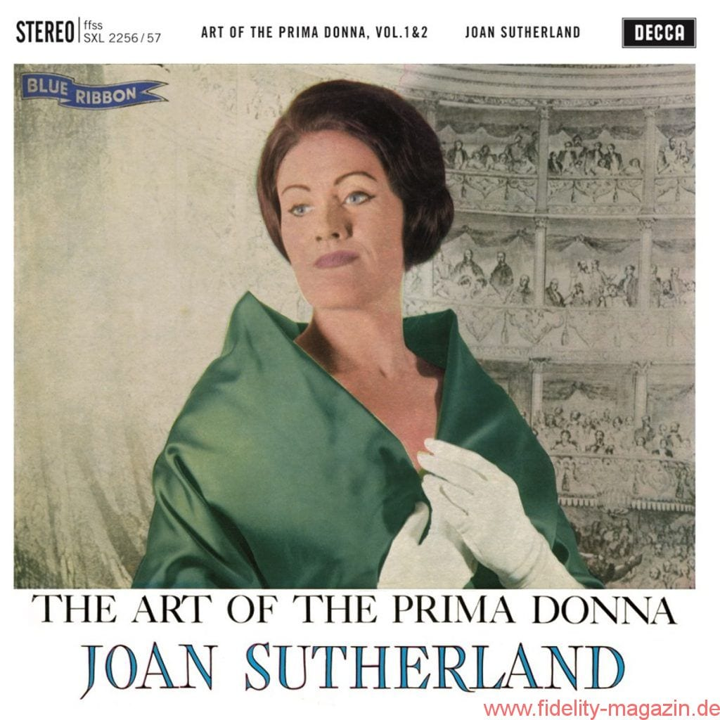 Joan Sutherland – The Art Of The Primadonna