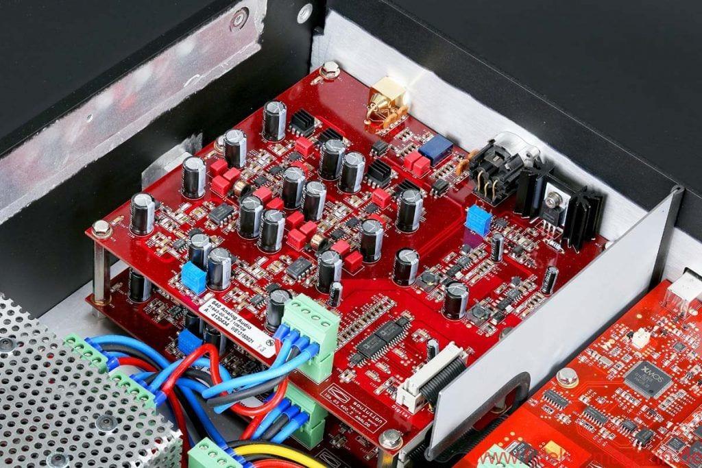 Soulution Endverstärker 511 + DAC Vorverstärker 560
