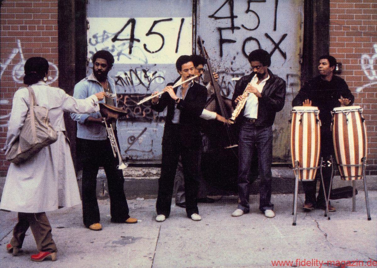 Musiklexikon Loft-Jazz