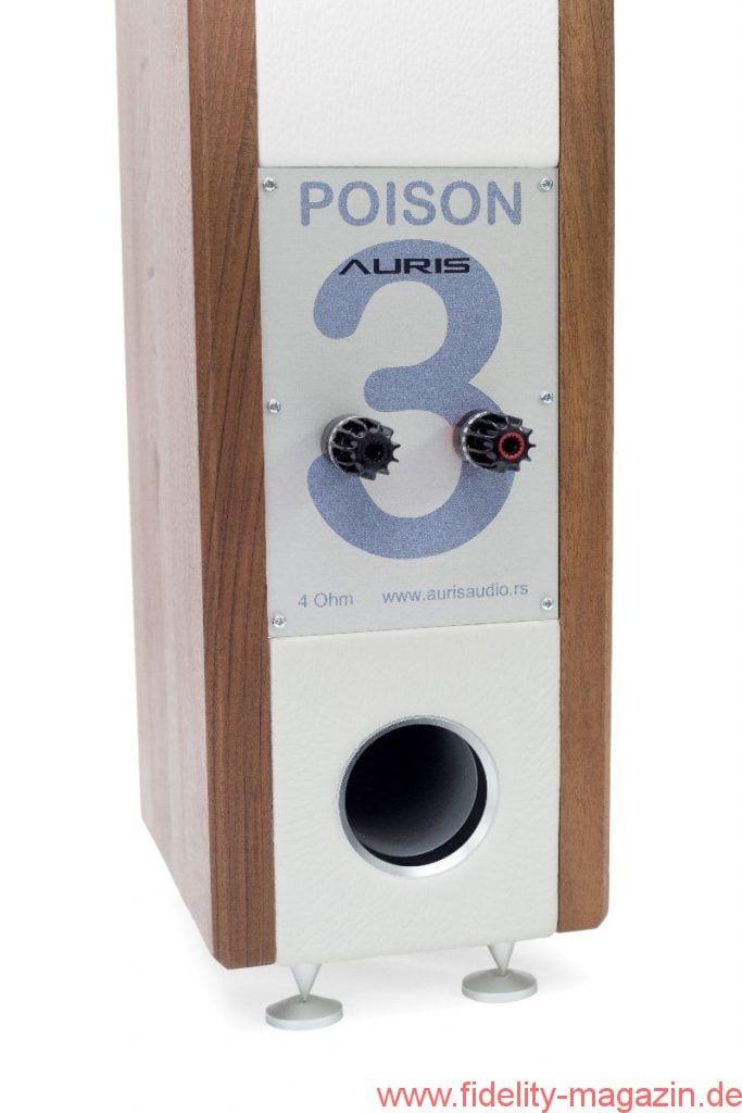 Auris Audio Poison