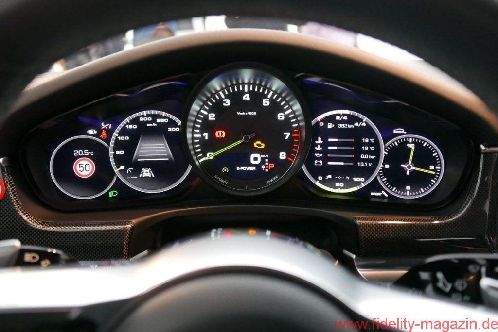 Burmester Porsche