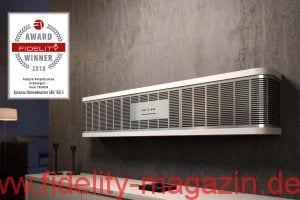 FIDELITY Award Winner 2018 Lyravox SM3-150