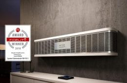 FIDELITY Award Winner 2018 Lyravox Stereomaster SM3-150