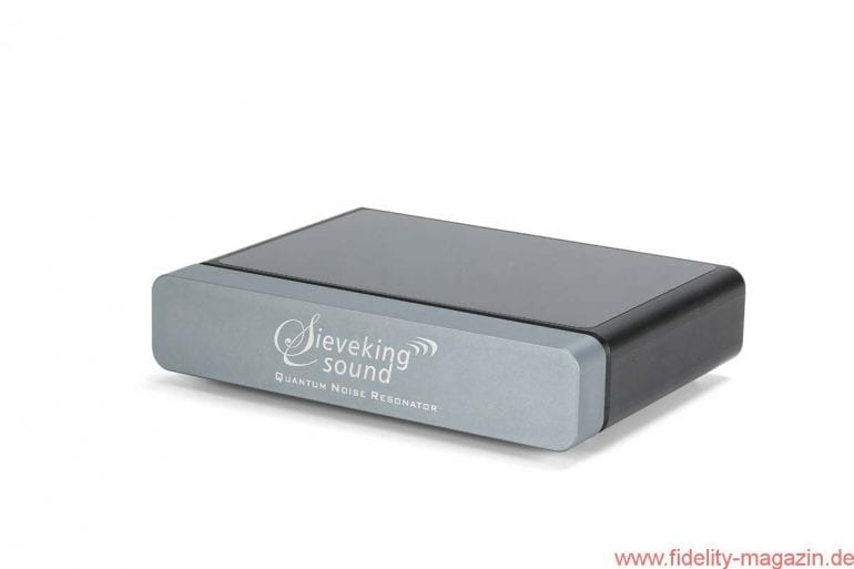 Sieveking Sound Quantum Noise Resonator