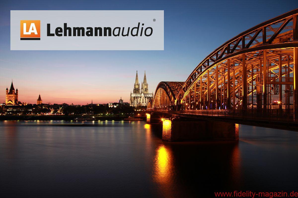 Logo Lehmannaudio