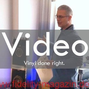 Video Vinyl done right AXPONA 2018